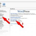 install wordpress via cpanel 2