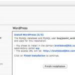 install wordpress via cpanel 4