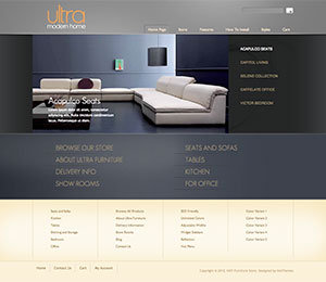 Furniture WordPress theme