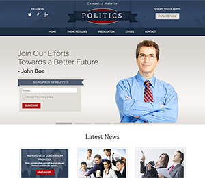 Politics - Political theme