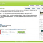 Installation of WordPress on vDeck 2