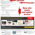Installation of WordPress on vDeck 3