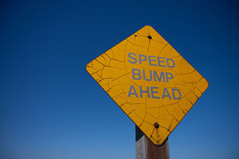 speed-bump-ahead