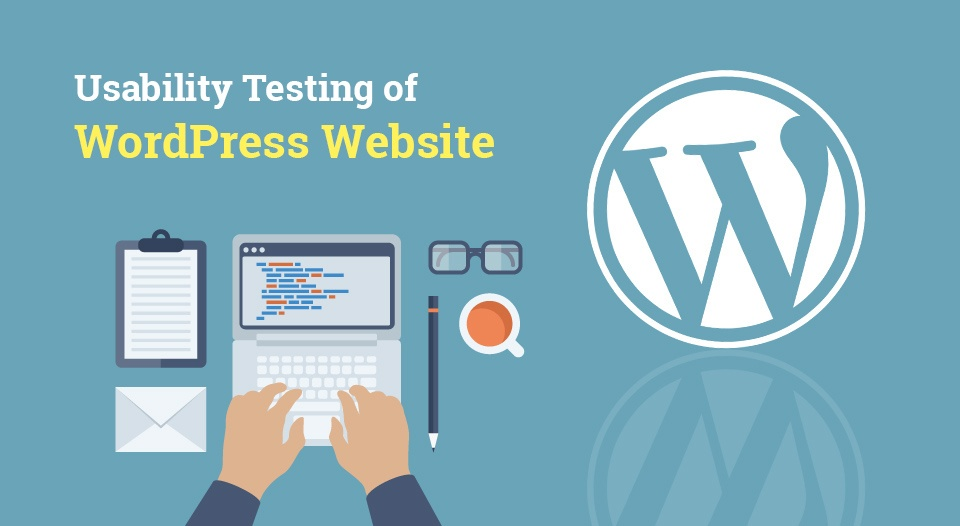 Usability-Testing-of-WordPress-Website