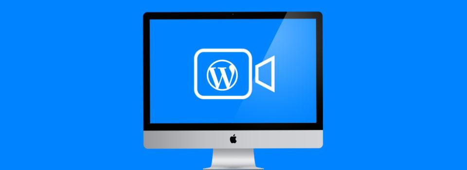 wordpress videos