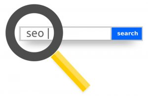 SEO Search form