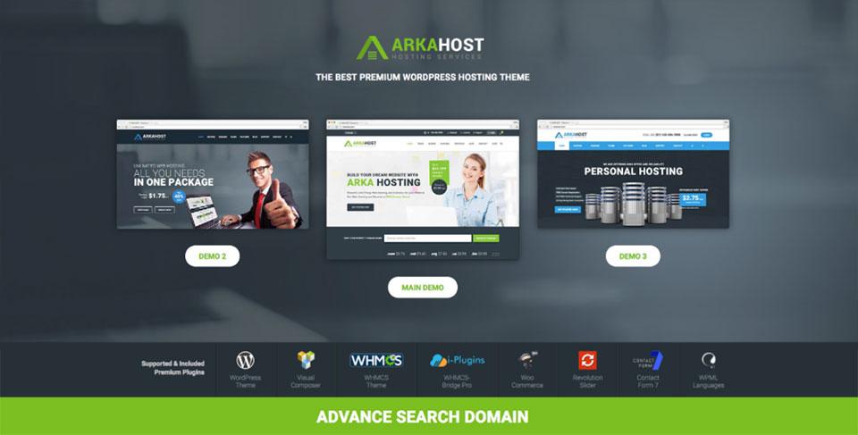 arka host