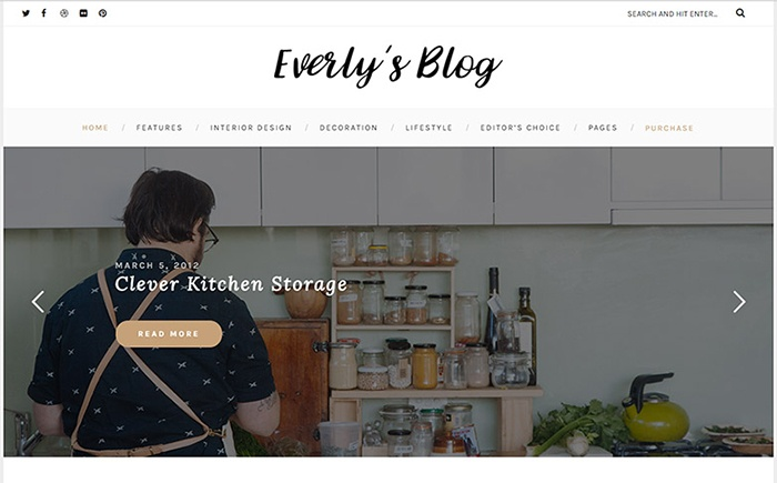 Everly's Blog
