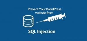 Prevent WordPress SQL injection