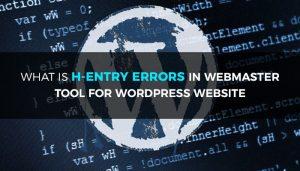 Hentry errors