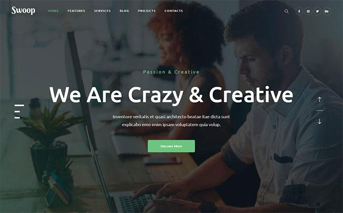 Swoop | Web Studio & Creative Agency