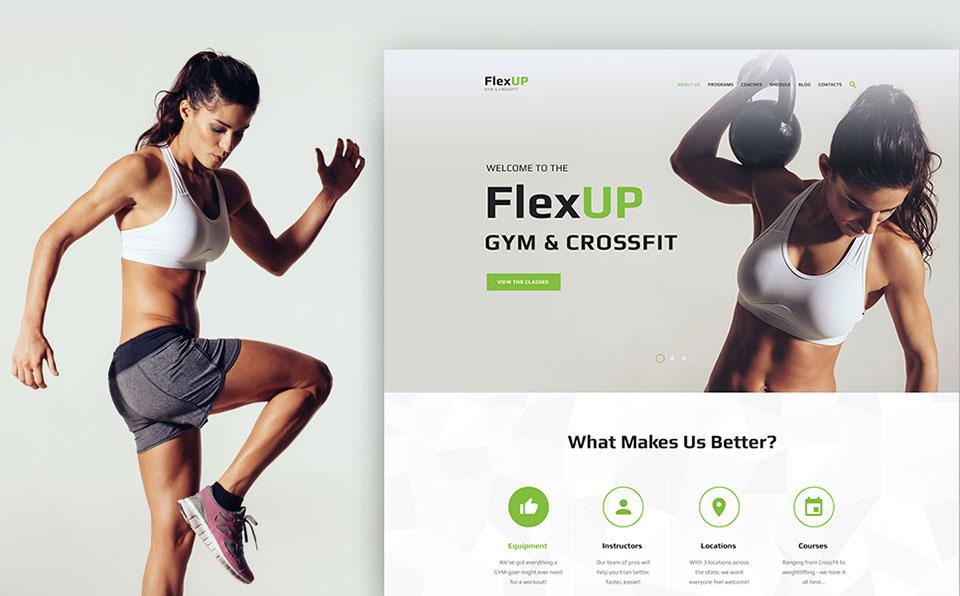 Fitness Magazine WP Theme
