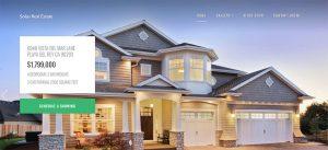Solus real estate WP theme