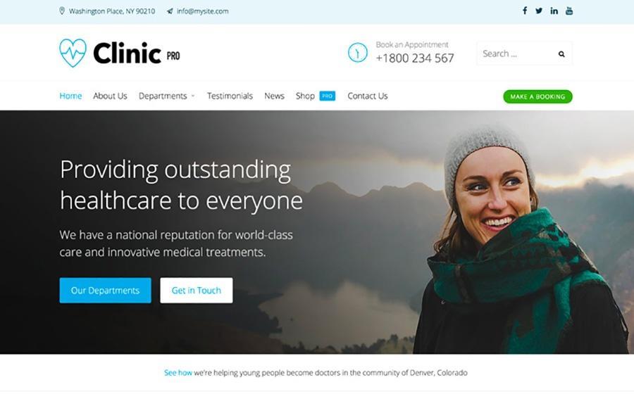 Clinic Pro