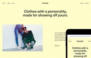 Cascade for Shopify