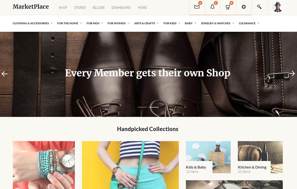 social marketplace