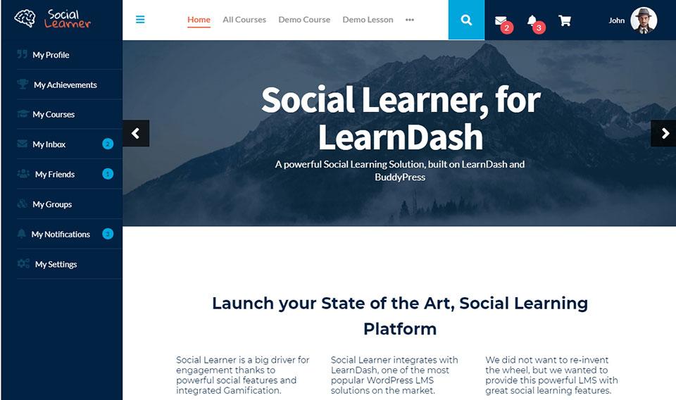 social-learner