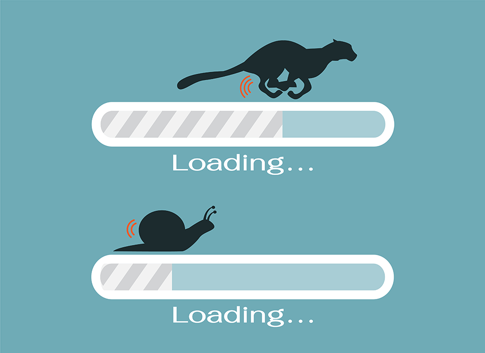 WordPress loading speed