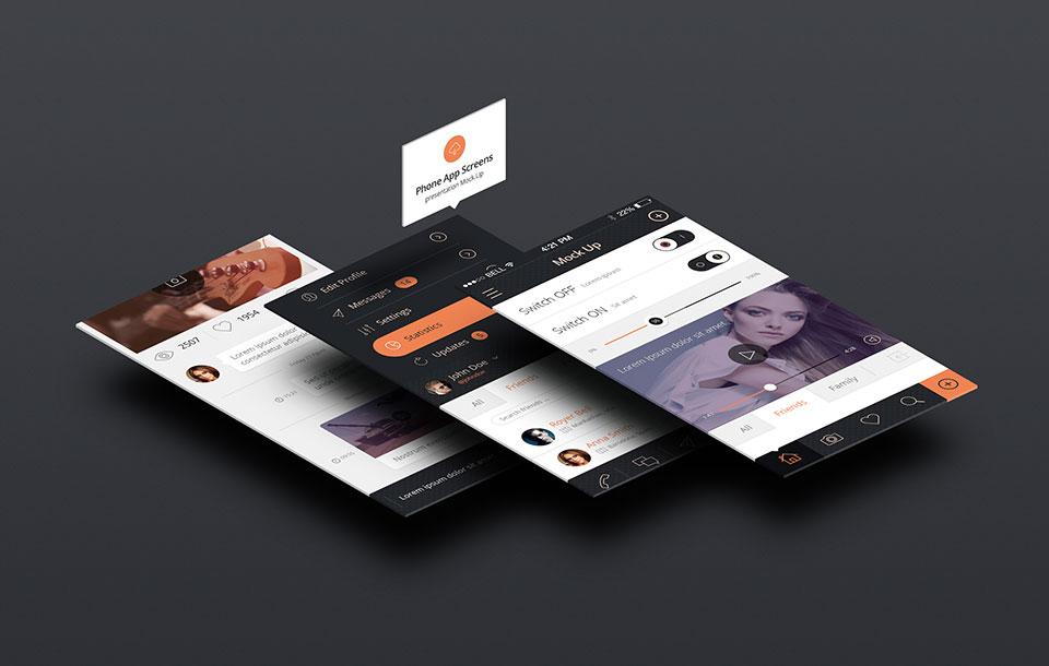 Mobile-friendly web design