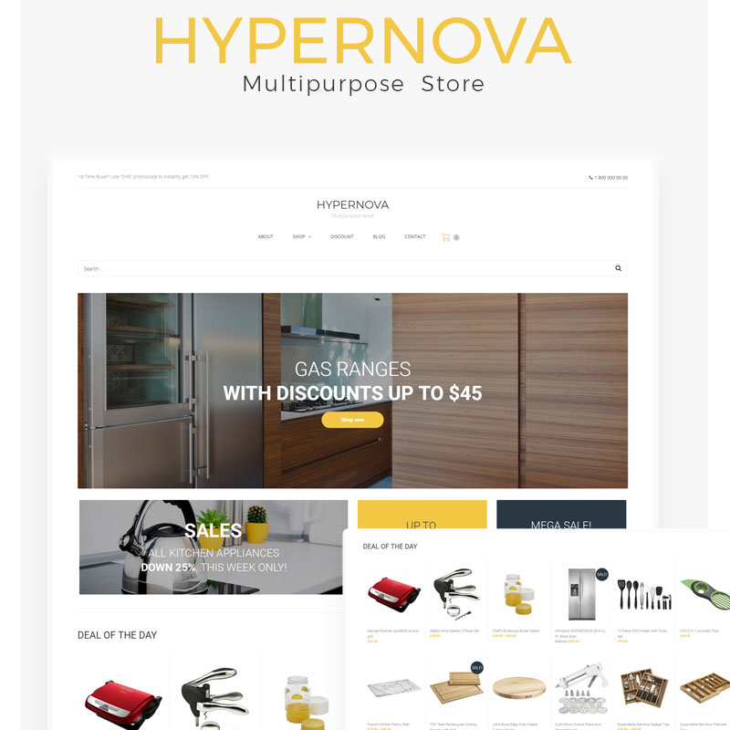 Hypernova Multipurpose Store