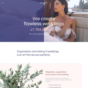 Wedding photography WordPress themes