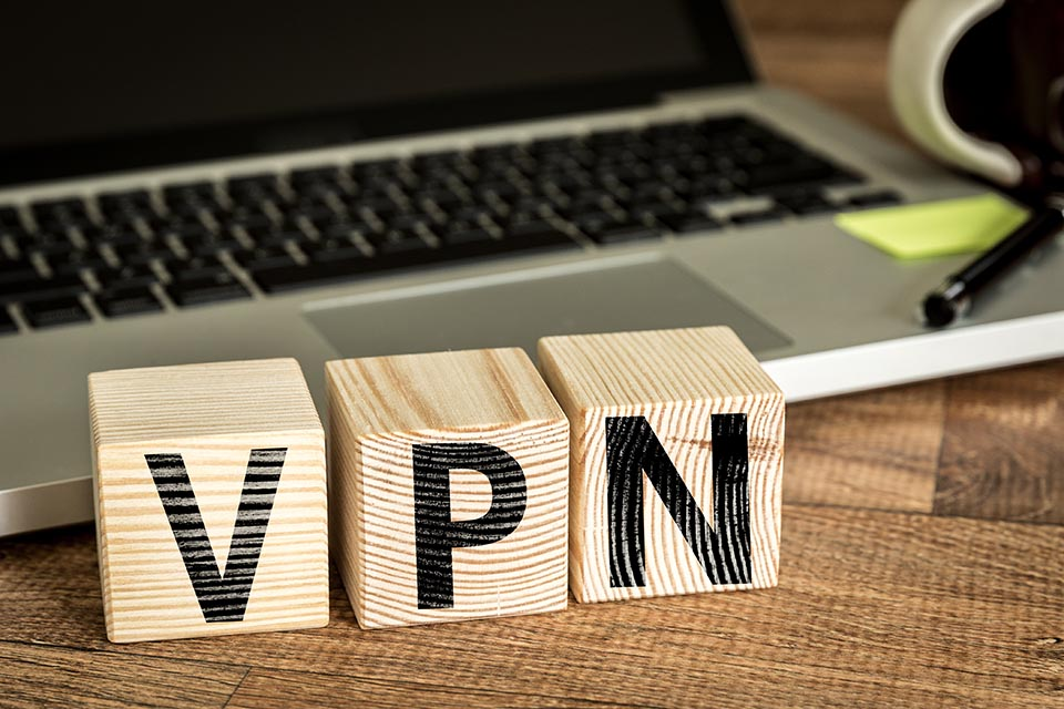 VPN cubes