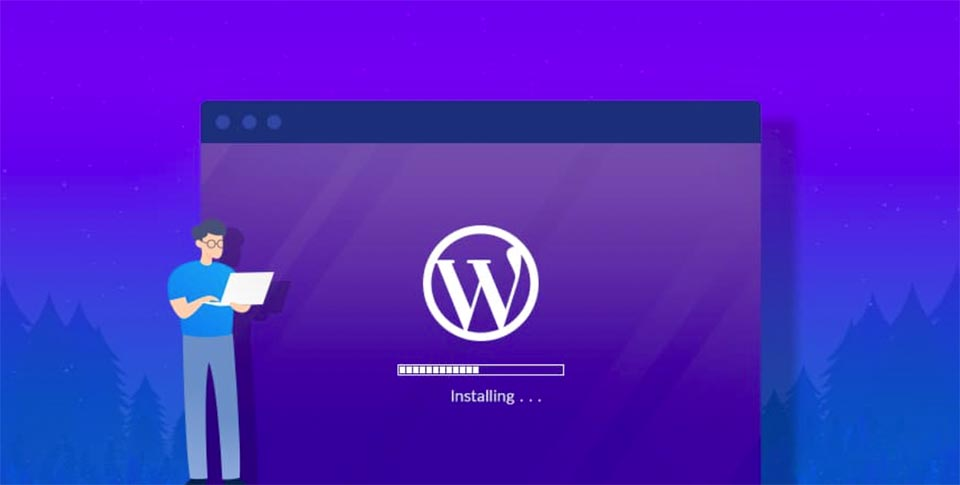 Install WordPress on CentOS 7